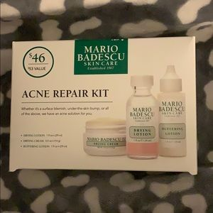 NEW Never Been Opened Mario Badescu Acne Kit